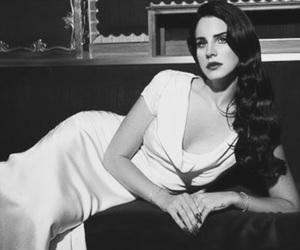 lana del rey, burning desire, and vintage image