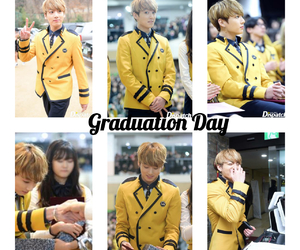graduation day, bts, and bangtan image