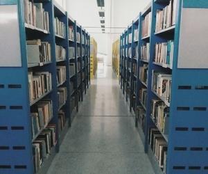 biblioteca and livros image