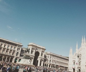 photography, buildings, and italian image