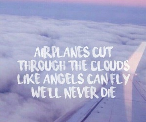 5sos, Lyrics, and airplanes image