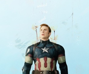 Avengers and captain america image