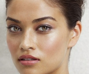 beauty, model, and makeup image