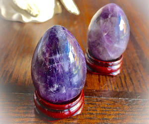 etsy, amethyst jewelry, and amethyst ball image