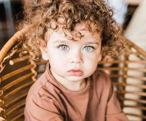 baby, kids, and eyes image