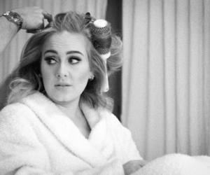 Adele, singer, and 25 image
