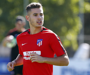atletico madrid and lucas hernandez image