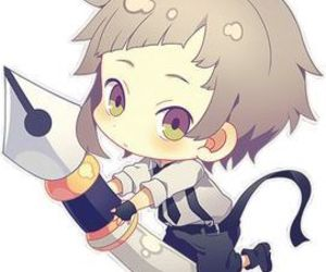 anime, anime boy, and chibi image