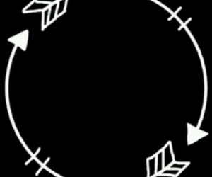 overlay, edit, and arrow image