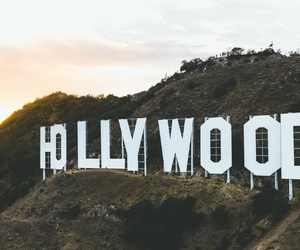 hollywood, city, and summer image