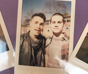 teenwolf, coltonhaynes, and dylanobrien image