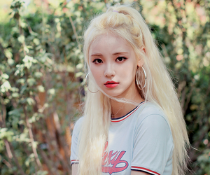 jinsoul, icon, and loona image