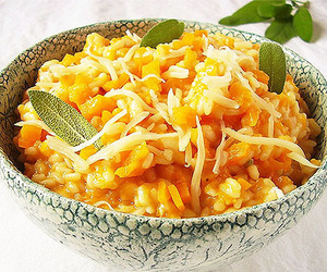 italian, rice, and risotto image