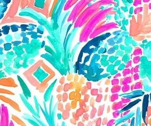 colors, tropical, and cool image