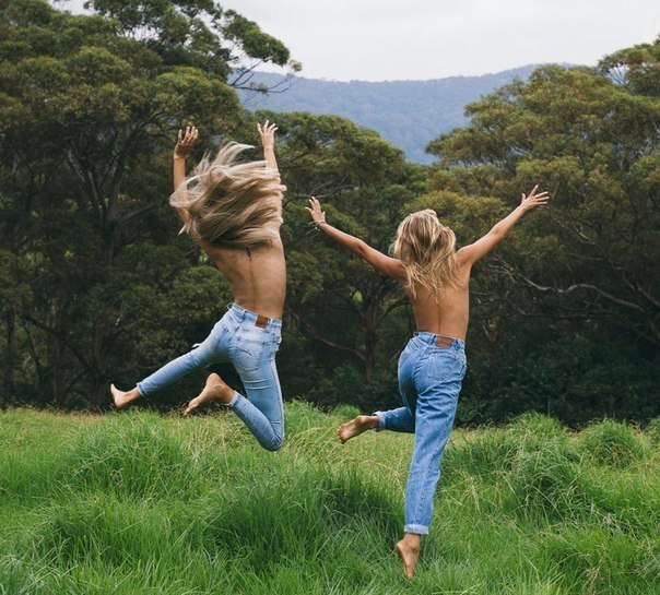 adventure, friendship, and naked image