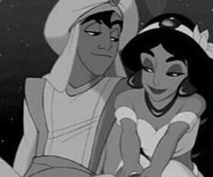 disney, love, and jasmine image