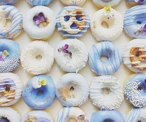 Bleu, miam, and nourriture image