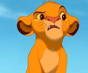 simba and disney image