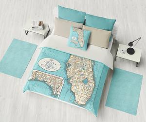 bedroom decor, etsy, and wanderlust image