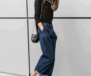 fashion, girl, and asian style image