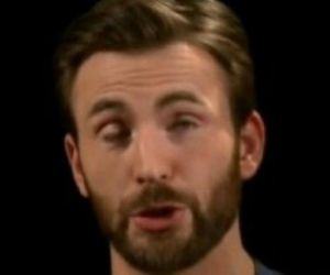 chris evans, funny, and icon image