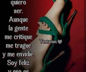 amor, letras, and Chica image
