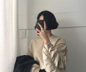 aesthetic, ulzzang, and icons image