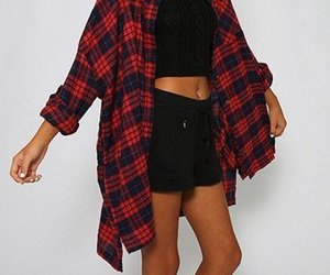 tumblr and flannels image