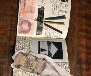 journal, travel, and travelling image