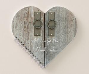 barn doors, barn wood, and rustic country wedding image