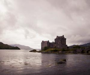 scotland and wondrous places image