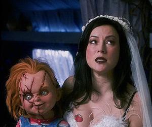 Jennifer Tilly, tiffany, and bride of chucky image