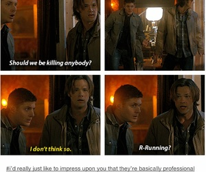 funny and supernatural image