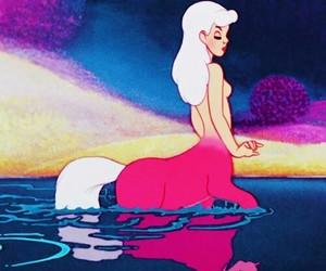 disney, fantasia, and pink image