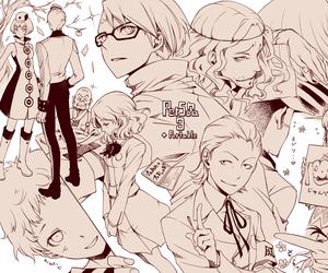 Elizabeth, igor, and chidori image
