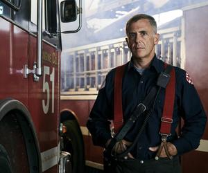 chicago fire, firefighter, and hermann image