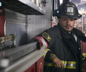 chicago fire, firefighter, and truck 81 image