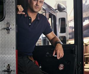 chicago fire, taylor kinney, and lieutenant image