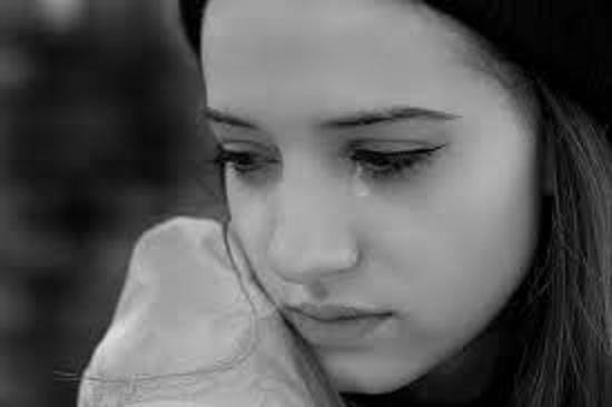 sad, love, and tears image