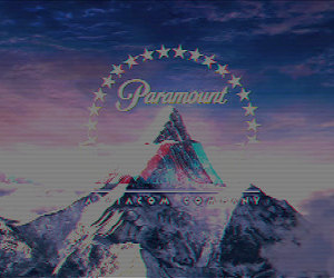 paramount, film, and grunge image