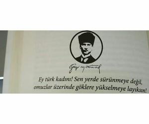 atatürk, mustafa kemal atatürk, and türkçe sözler image