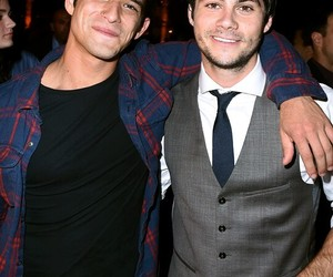 actors, teen wolf, and tyler posey image