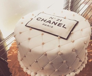 chanel, cake, and food image
