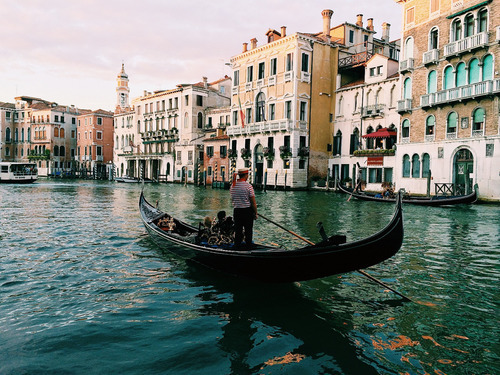 venice and water image