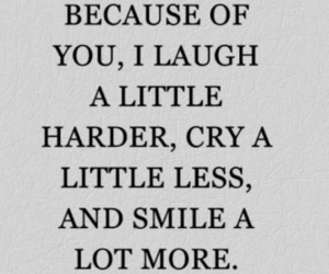 quotes, smile, and laugh image
