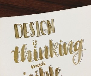 calligraphy, design, and gold image