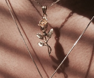 necklace, tumblr, and indague image
