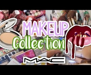 beauty, makeup collection, and makeup image