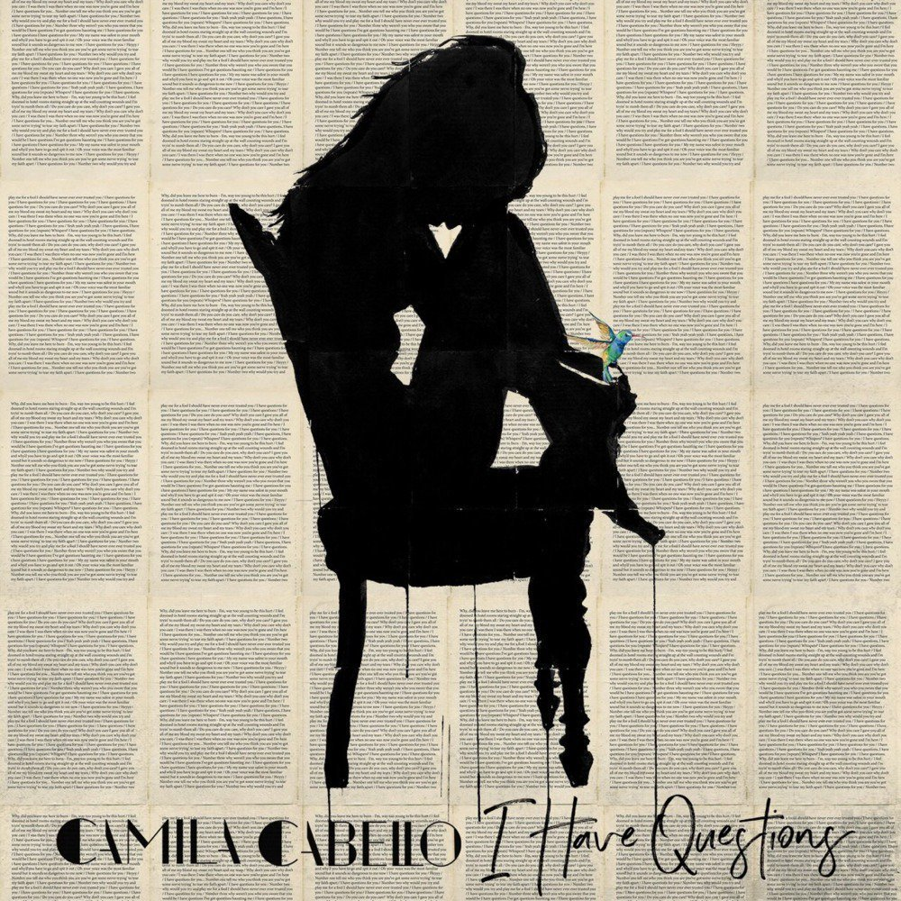 camila cabello, music, and song image