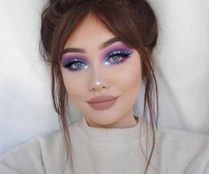 style, makeup, and make image